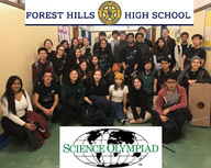 Science Olympiad Team in the spotlight